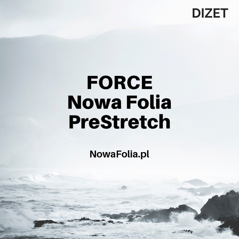 Folia prestretch Force Trioplast